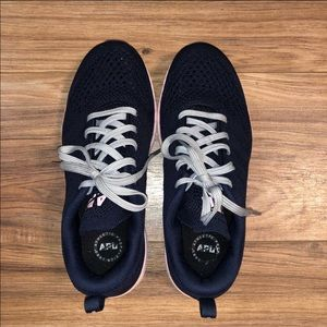 APL size 8 women's sneakers